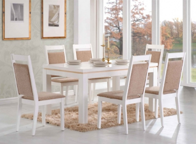 Home - Elements (Dining White)