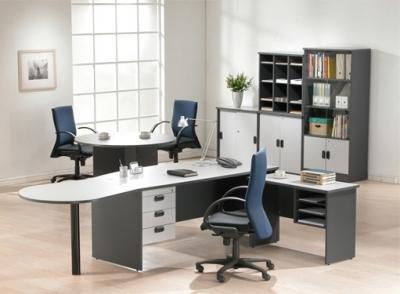 Office - Grey & Oak